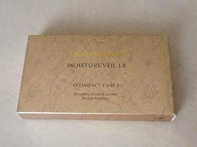 カバーマーク モイスチュア ヴェール LXの外箱
