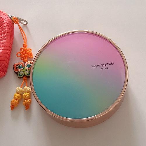 APLIN(アプリン) ピンクティーツリー カバークッションのケースが可愛い!